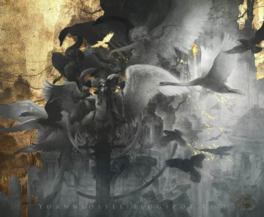 Nouveauté Collection : Yoann LOSSEL dans ART Visionnaire the-fall